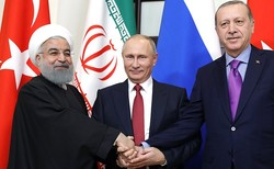 Russia planning new trilateral summit with Iran, Azerbaijan