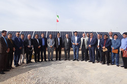 بزرگترین نیروگاه خورشیدی استان بوشهر احداث می شود
