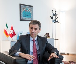 Switzerland to host next joint economic committee meeting with Iran: envoy