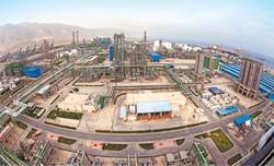 Hengam petchem plant 70% complete