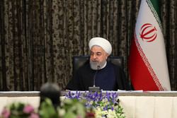 Rouhani hails Iran's achievements in space tech