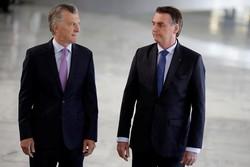 مذاکرات مشترک برزیل و آرژانتین برای فشار علیه ونزوئلا