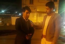 آبگرفتگی در سایت مسکن مهر پلدختر