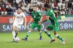 شکایت فدراسیون فوتبال عراق به دادگاه عالی ورزش