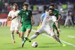 Iran vs. Iraq in AFC Asian Cup 2019