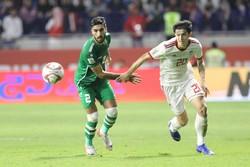 دیدار تیم ملی فوتبال ایران و عراق در آذرماه