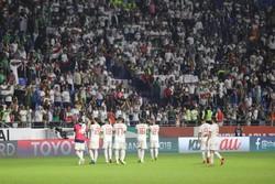 قلق مصحوب بدهشة للعمانيين من الحضور اللافت للمنتخب الايراني لكرة القدم