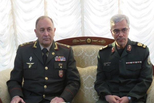 Bagheri: Iran, Azerbaijan set to boost military coop.