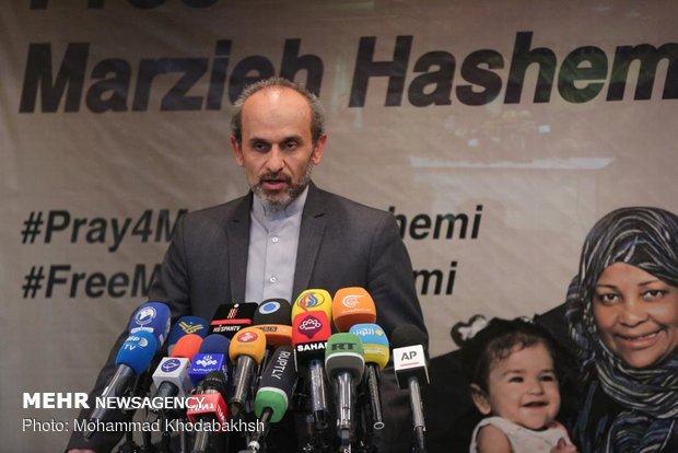 قضية هاشمي اختبار لمن يدعي الحرية