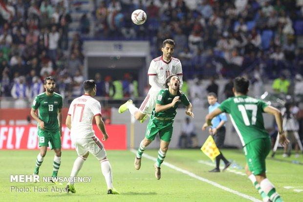 جوسازی عجیب رسانه عراقی قبل از بازی با تیم ملی ایران