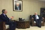 المبعوث الأممي الجديد إلى سوريا: الاجتماع مع وليد المعلم كان بناء وسأزور دمشق بشكل منتظم