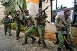 هێرشی چهکداری له نایرووبی