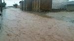 ۶۸ خانوار از سیلاب روز گذشته خوزستان آسیب دیدهاند