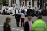 انفجارخودروی بمب گذاری شده در پایتخت کلمبیا/۳۳ تن کشته وزخمی شدند