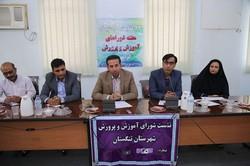 تعداد زیاد مدارس تخریبی در تنگستان/ لزوم نوسازی کلاسها