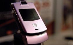 موتورلا موبایل تاشوی ۱۵۰۰ دلاری می سازد