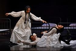 """Tahran'da """"Bernarda Alba'nın Evi"""" seyircilerle buluştu"""