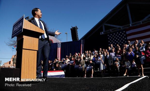 اولین رقیب ترامپ در انتخابات سال آینده