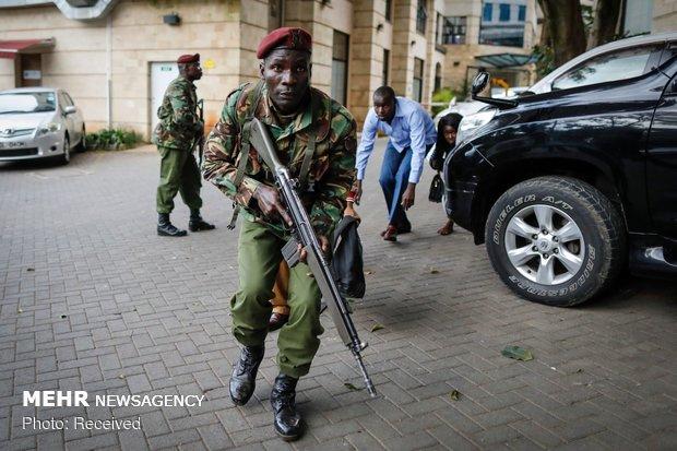 حمله مسلحانه در نایروبی
