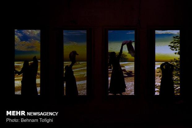 نمایش خانه برناردا آلبا