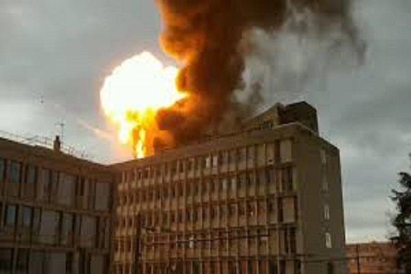 Lyon explosion: Huge blast at university campus in France