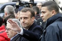 فرانس میں کشیدگی کا سلسلہ جاری
