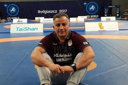 اتحادیه جهانی کشتی محرومیت مربی ایرانی را کاهش داد