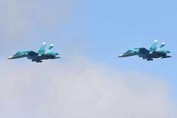 سقوط ۲ جنگنده سوخو ۳۴ روسیه در شرق این کشور
