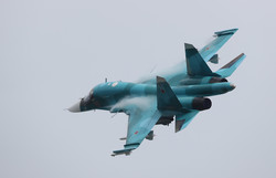 Two Su-34 jets collide mid-air in Russia's Far East: report