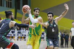 حریفان تیم مهتاب قم در لیگ بسکتبال کشور مشخص شد