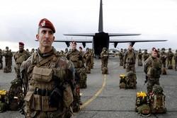 محاکمه یک نظامی فرانسوی به اتهام انتقاد از ائتلاف آمریکایی ضد داعش