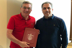 Branko Ivankovic to stay in Persepolis for another season