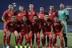 ترکیب تیم فوتبال امید ایران مقابل کویت اعلام شد
