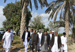 بخش «زرآباد» یکی از مناطق حاصلخیز کشاورزی کشور است
