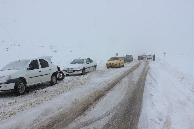 Heavy snow piled up in 19 provinces