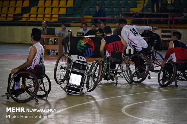 ۳ بازیکن ومربی آملی به اردوی تیم ملی بسکتبال با ویلچر دعوت شدند