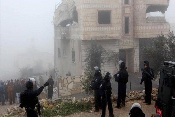 رژیم صهیونیستی منزل اسیر فلسطینی را منفجر کرد