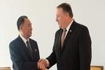دیدار مقام ارشد کره شمالی با پمپئو و ترامپ