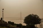 باد و باران در زاگرس/ گرد و خاک در شرق کشور