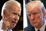 Trump is mocking Biden