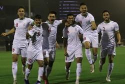 الأولمبي الايراني يفوز على نظيره الكويتي بخماسية نظيفة