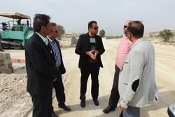 ۱۰ پروژه عمران شهری در چاهمبارک به بهرهبرداری میرسد