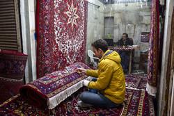 فرش اردبیل جایگاه اصلی خود را پیدا میکند/فعالیت ۳۵ هزار قالیباف