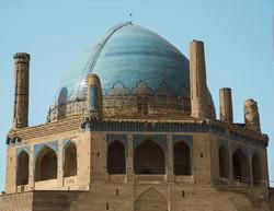 """Gonbad-e Soltaniyeh: Iran's magnificent """"Taj Mahal"""""""