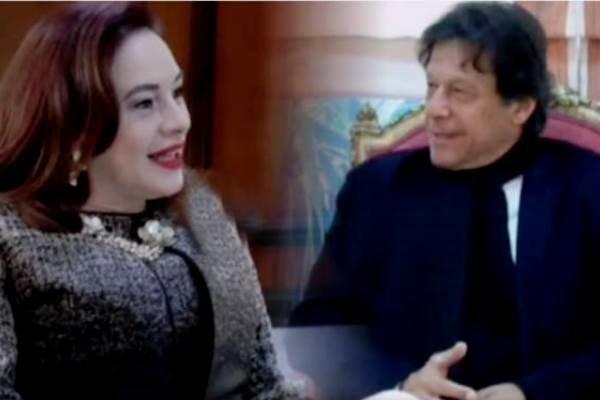 دیدار «عمران خان» با رئیس مجمع عمومی سازمان ملل