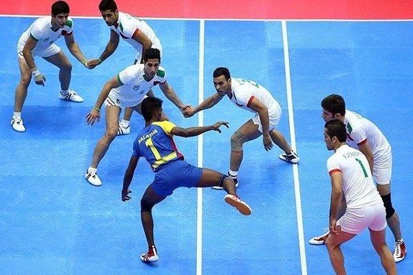 ورزش کبدی در استان بوشهر توسعه مییابد