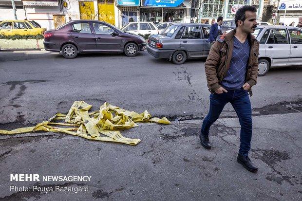 تیراندازی در خیابان بیستون رشت