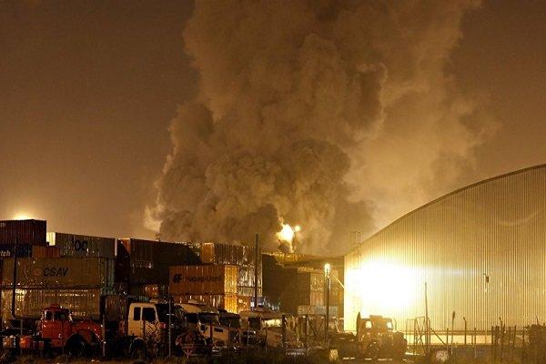 افزایش تلفات انفجار خط لوله نفت در مکزیک/ ۷۹ کشته و ۶۶ بستری