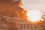تلفات گسترده در جریان آتشسوزی مهیب در فرانسه