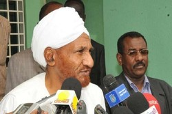 هنگامی که حزب «صادق المهدی» ساز مخالف اعتصاب عمومی می زند